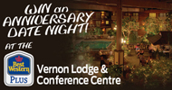 Vernon Lodge's 40th Anniversary
